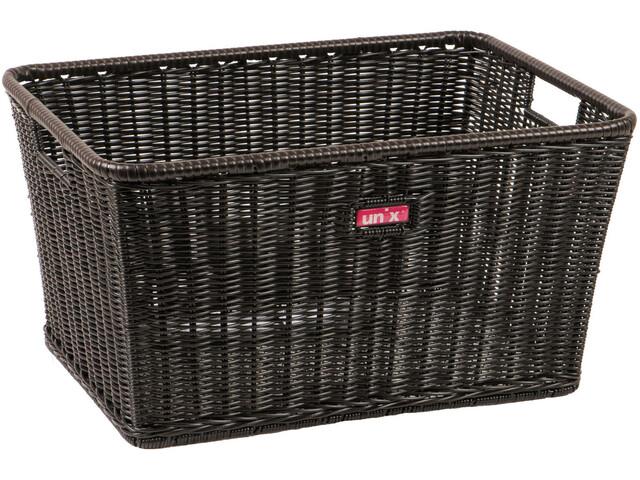 Unix Mattelo Fixed Installation Basket finely woven black